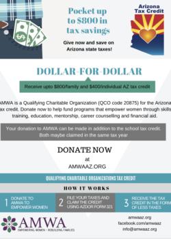QCO Donation
